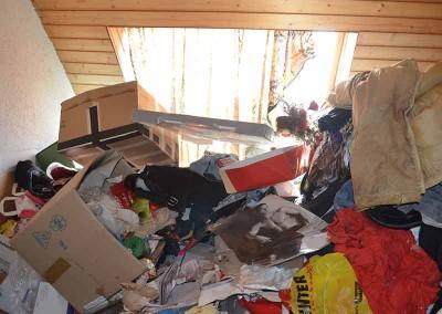 Wohnung entrümpeln bei Mainz