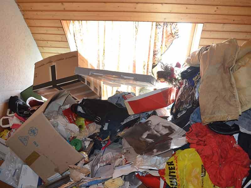 Entr mpelung haushaltsauf sung messies hilfe for Wohnung dekorieren hilfe